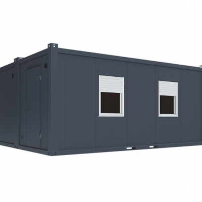 2 x 20′ Office Container combination