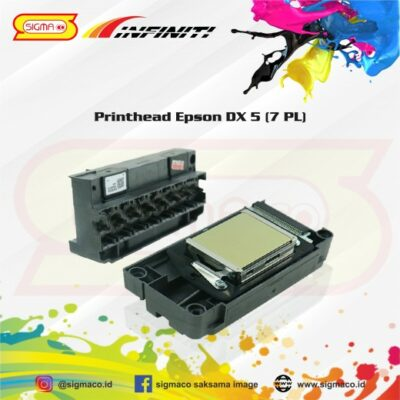 Printhead Epson DX 5 – 7 PL