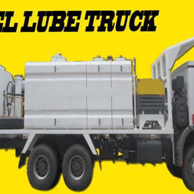 Fuel Lube Truck