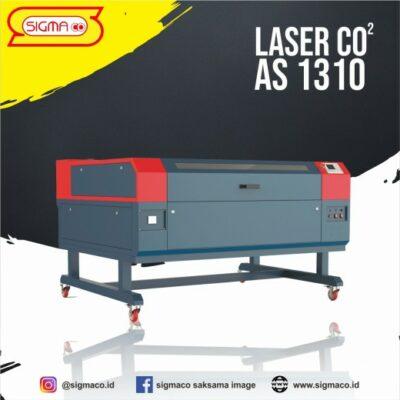 Mesin Laser Cutting Engraving AS 1310